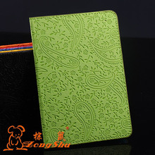 ZS 2015 Lavender Passport Holder Cover PU Leather ID Card Travel Ticket Pouch Packages passport Covers
