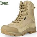 Men's Ultra-light Comfortable Military Combat  Tactical Boots Summer