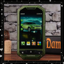 "2016 Letter Hung A5 Outdoor sport shockproof phone MTK6572 Android 4.3 mobile phone 3.5"" A5 Smartphone Dual SIM WIFI 2800mah(China (Mainland))"