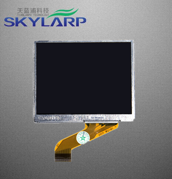 LCD Screen Module Replacement for Casio EX-Z57 Digital Camera, (in frame)(China (Mainland))