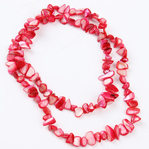 8-12mm 1Pack Approx.80cm Natural Shell Beads 8 Colors Irregular Shape Mother of Pearl Beads DIY Jewelry Fittings F2080(China (Mainland))