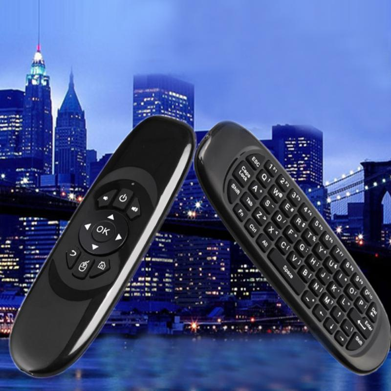 2.4GHz Mouse Air Mouse Rechargeable Wireless Air Fly Mouse Keyboard for Android TV Box Computer(China (Mainland))