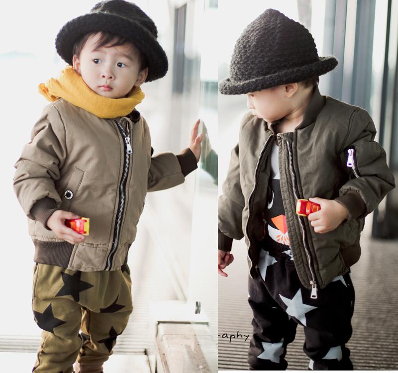 Baby Flight Jacket | Outdoor Jacket