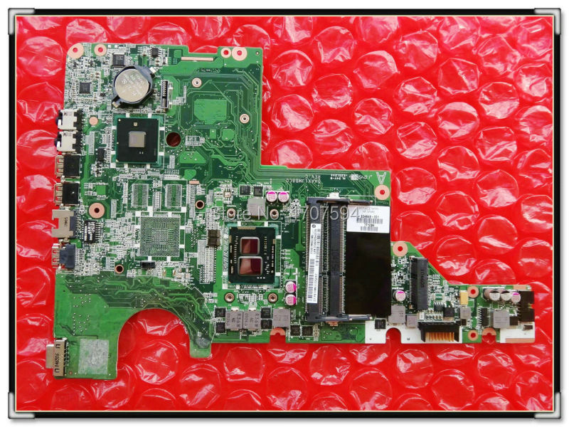 original G62 CQ62 motherboard DAAX1JMB8C0 634648-001 for hp laptop main board with I3-350M cpu,almost new,qulity goods<br><br>Aliexpress