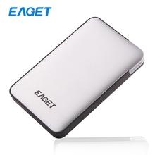 Original EAGET 500GB HDD 2.5 External Hard Driver Disk USB 3.0 High-Speed Shockproof Universal Laptop Computer Hard Drives(China (Mainland))