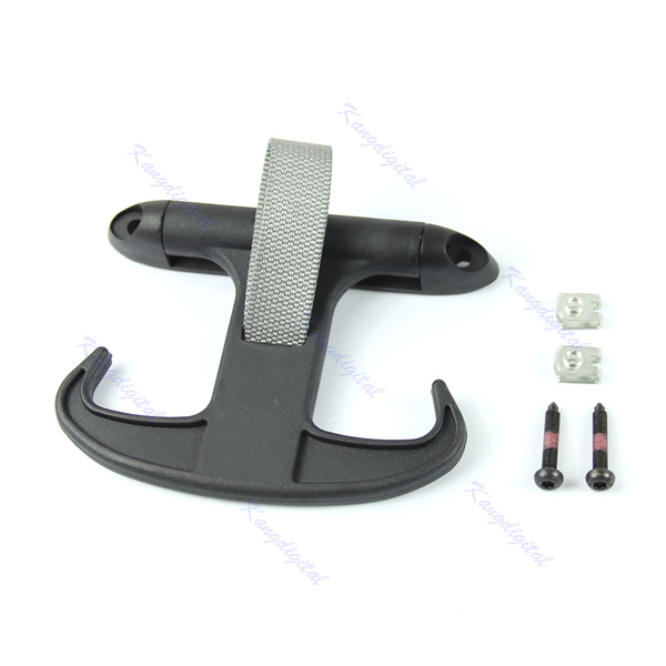Гаджет  Free shipping Cargo Trunk Bag Hook Hanger Holder For VW VOLKSWAGEN Passat Jetta Audi A4 Black None Автомобили и Мотоциклы