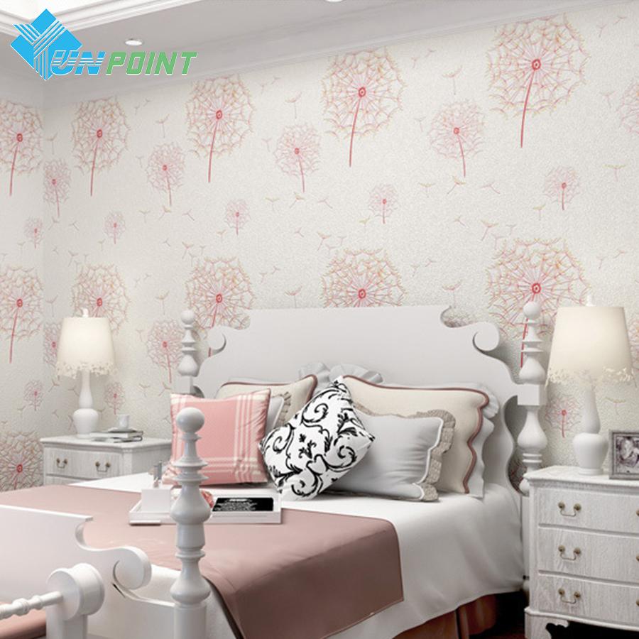 papier peint chambre petite fille. Black Bedroom Furniture Sets. Home Design Ideas