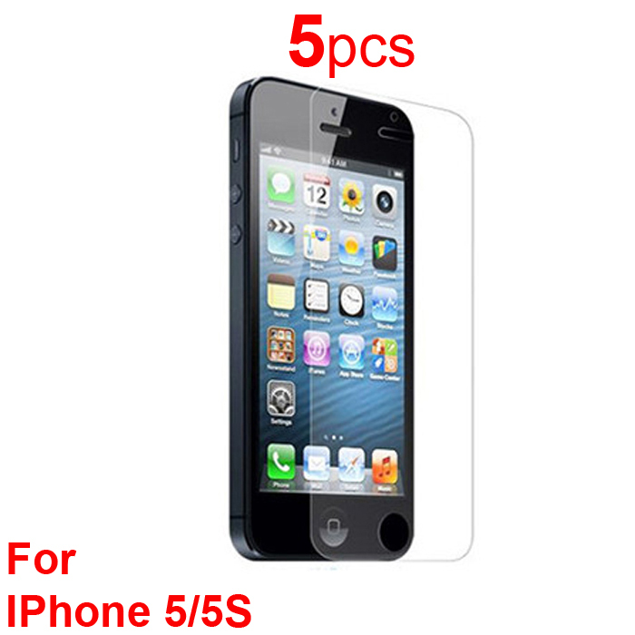High Clear Best Phone Screen Protector Anti-scratch Protective Film Guard Shield Saver Apple iPhone 5 5S 5C - Shenzhen Rainbow Technology co., LTD store