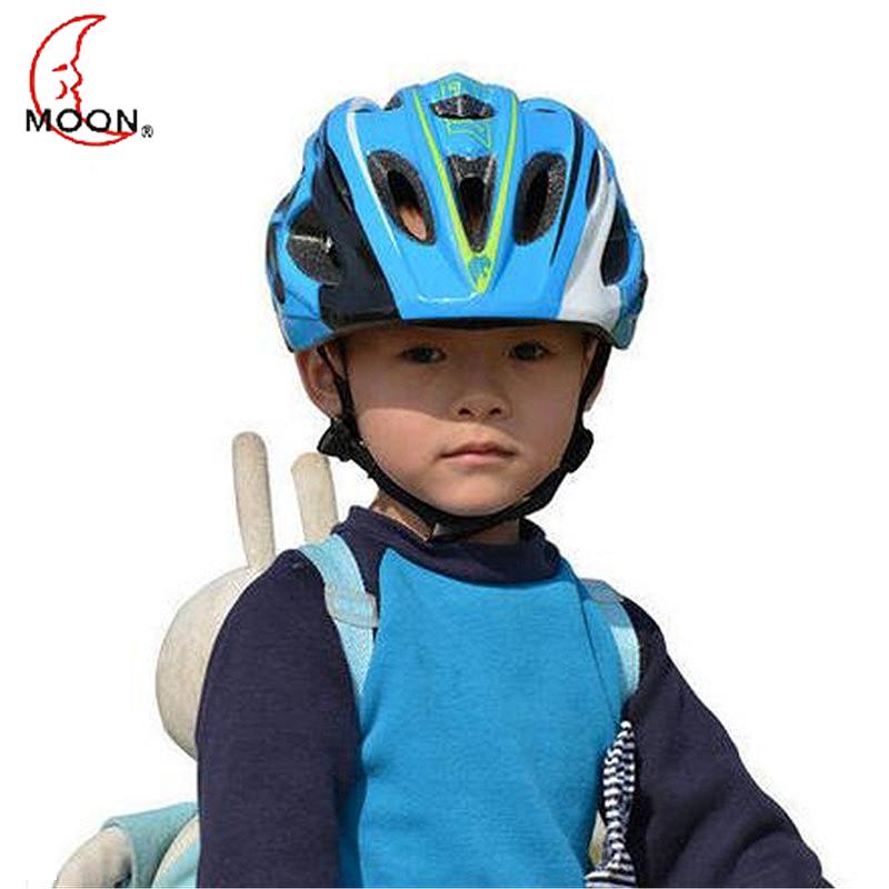 Moon Kids Bike Helmet Ultralight Children's Safety Cycling Bicycle Helmet Cycling Helmet Child Ciclismo Bike Equipment Helmets(China (Mainland))