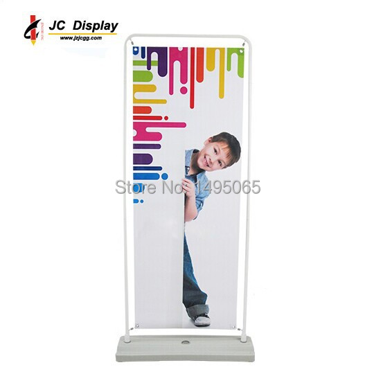 60*160 cm New Water Base Door-type Banner Stand Poster Stand Outdoor Advertising Equipment (80*180 cm,120*200 cm Available)(China (Mainland))