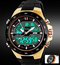 kombinovani muški časovnici sa kazaljkama i digitalnim ciframa armi muski satovi na internetu