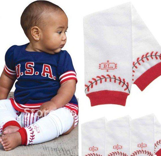 Wholesale Home Run Leg Warmer Baby Baseball Leg Warmers 60pair/lot<br><br>Aliexpress