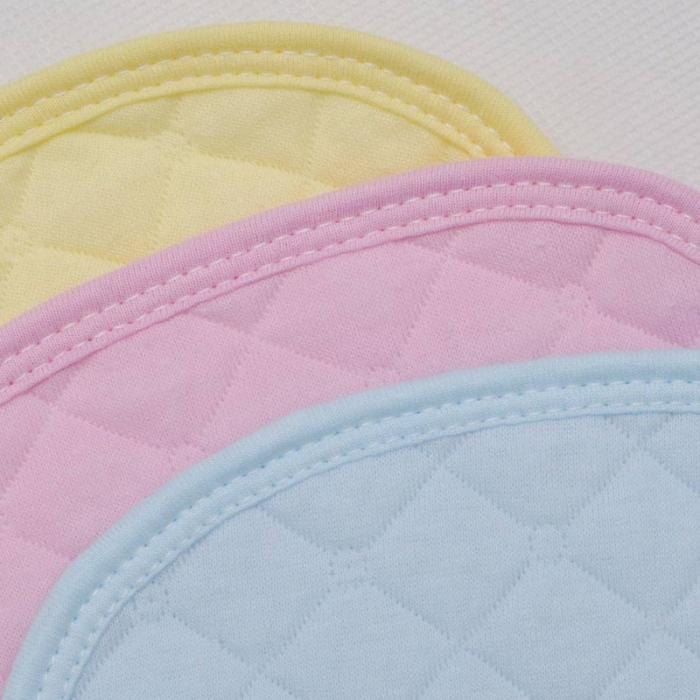 2018 New 3pcs/lot Newborn Baby Toddler Kids Pure Cotton Saliva Towel Feeding Bandana Baby Bibs Z87