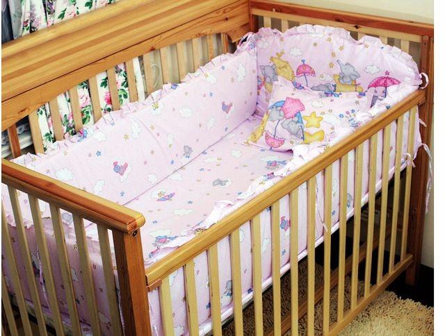 Продвижение! 6 шт. детские постельных принадлежностей шпаргалки постельных