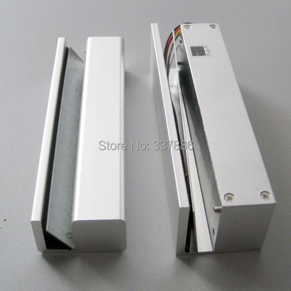 Deadbolt Frameless Glass Door lock with Signal Output and Low Temperature(China (Mainland))
