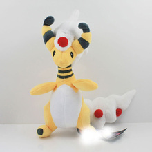 Buy XY Ampharos Animal Dolls,22 CM Cute Baby Plush Toys,Soft Doll Baby Toys, Plush Toys Stuffed Doll High Kids Gift for $8.89 in AliExpress store