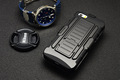 Rugged 3 in 1 Combo Phone Cases for iPhone 5S case Belt Clip Holster Stand Armor