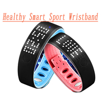 Healthy Smart Sport Wristband Fashion New Bluetooth Intelligent USB Calories Remote Control Photo Bracelet Wriswatch Wrist