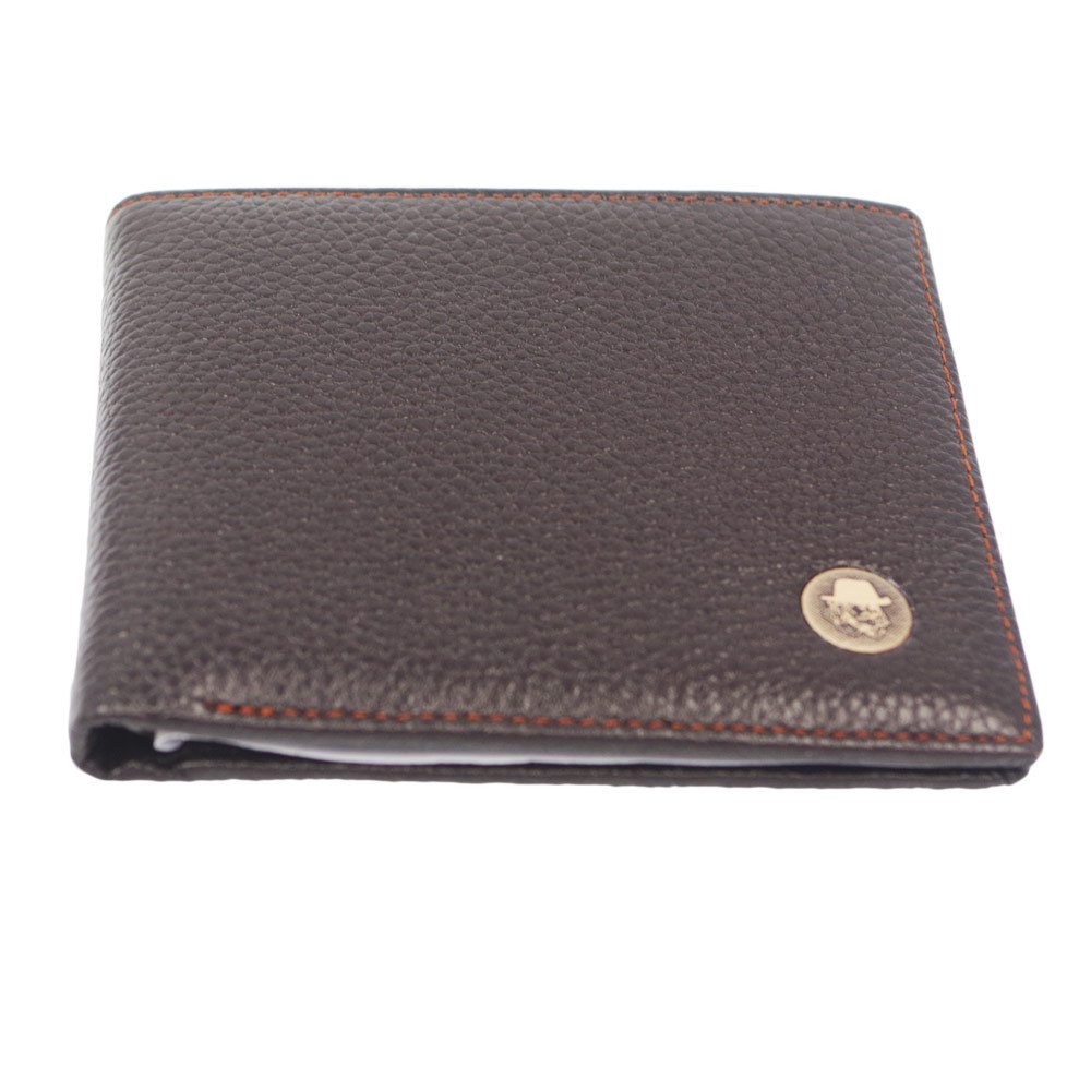 Quality Guarantee 2015 Top Sale Men Short Genuine Leather Wallets with No Packing Box(China (Mainland))