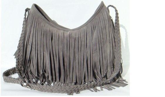 2015 New Fashion Tassel Women Bags Ladies Casual Canvas Fringe Satchel Crossbody Messenger Shoulder Bag 1371(China (Mainland))