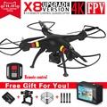 SYMA X8 X8A X8W FPV RC Drone With 4K Untra HD Camera 6 Axis RTF RC