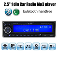 Car Radio Audio Stereo 12V MP3 USB SD AUX In Player with Remote Control with FM
