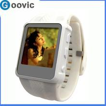 Hot Sale!!! Exam Black Mp4 Watch 4GB Mp4 Watches TXT Ebook for Exam Long Keep MP4 Watch Player Free Shipping By Post
