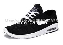 2015 New Brand men sneakers Free Run Air-Cushion Shoes women casual shoes SB Stefan Janoski Max size 36-45 Free Shipping(China (Mainland))
