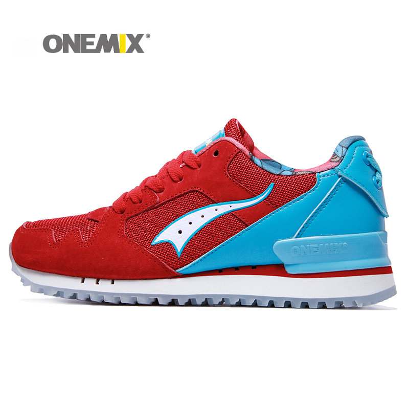 ONEMIX Women Running Shoes 5 Colors Durable Retro Sport Sneakers EUR Size 35-40 1112 - Fujian FSF CO., Ltd store