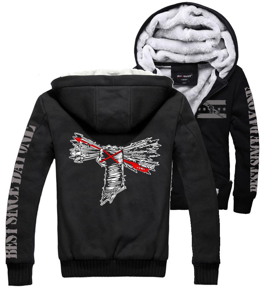 cm Punk Sweater Xmas Gift cm Punk Thickening