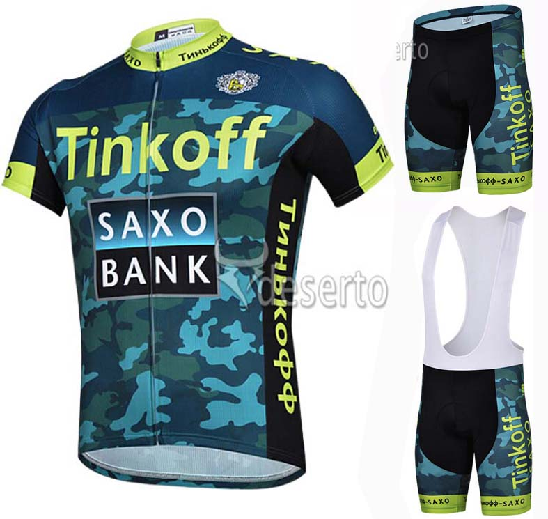 2016 Tinkoff Cycling Jerseys Ropa Ciclismo/Breathable Racing Bicycle Cycling Clothing /Quick-Dry MTB Cycle Cycling Sportswear(China (Mainland))