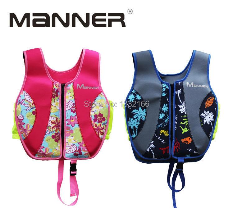 Summer Swimming life vest Children's inflatable kids swimming vest / bathing suit / 5-7y