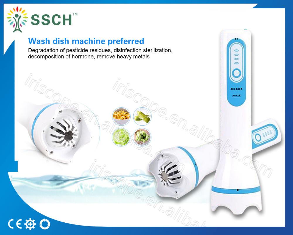 Quality fashionable ultrasonic vegetable cleaner(China (Mainland))