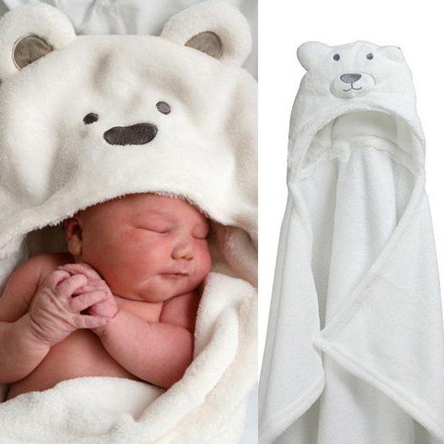 Бесплатная доставка форма Животных ребенок с капюшоном халат/ребенок халат/baby полотенце/baby ...