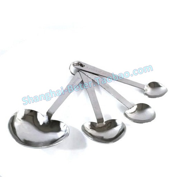 Wedding Souvenirs 100box Love Beyond Measure Spoons Seasonal Gifts BETER-WJ005/D(China (Mainland))