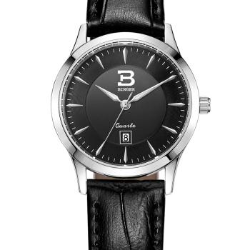 Здесь можно купить  BINGER watch geneva Quartz watch women luxury brand sport dress business Fashion Casual watch Sapphire lovers W7  Часы