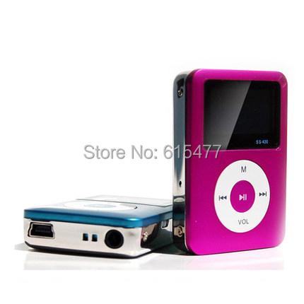DQ420 8G mp3 player, MP3 genuine e-book, recording significant lyrics, loud mp3 Put the tape, lyrics display(China (Mainland))