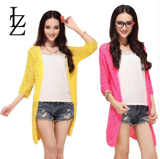 Женский кардиган NEW LZ 2015 2015 Summer Style женский кардиган 013a56