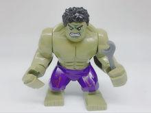 Vingadores Marvel 3 Infinito Guerra Super Heróis Blocos de Construção de Brinquedos para Crianças de Super-heróis Thor Odinson XH863(China)