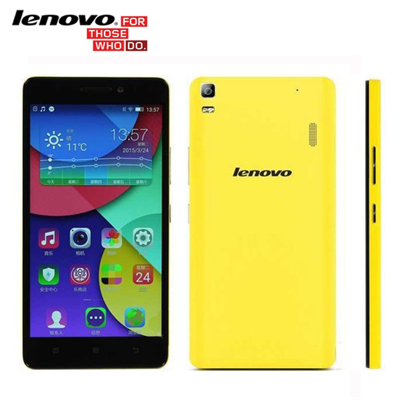 "Original Lenovo K3 Note K50-T5 MTK6752 Octa Core 5.5""IPS Android Smartphones 2G RAM 16GB ROM 13MP Camera 4G LTE WIFI GPS"