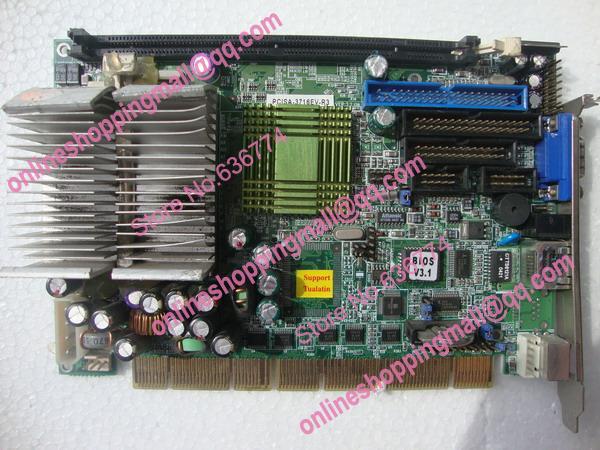 Pcisa 3716ev r4 r3 long motherboard industrial