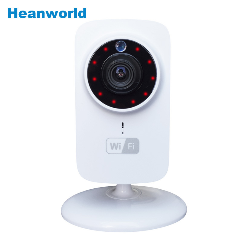 Mini IP Camera wireless 720P Network Audio Night Vision CCTV Security Camera wifi Baby Monitor For home use support Smartphone(China (Mainland))