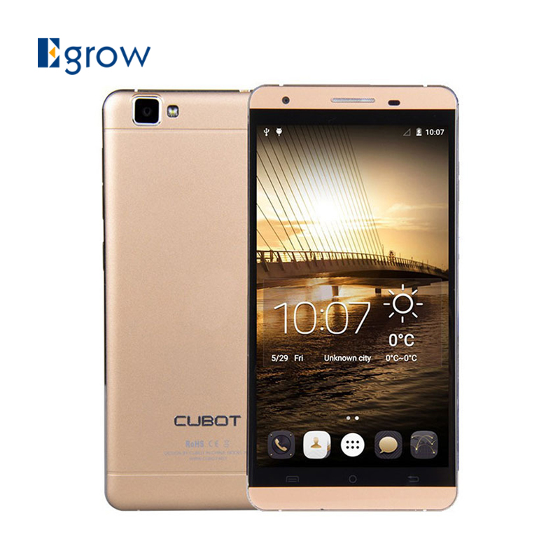Original CUBOT X15 MTK6735 Quad Core Cell Phone 5.5 inch Android 5.1 Mobile Phone 2G/3G/4G Network 2G RAM 16G ROM Smartphone(China (Mainland))