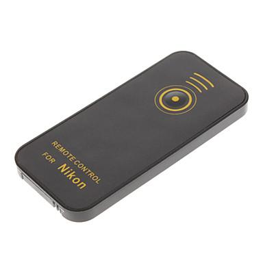 InfraRed IR Shutter Remote for Nikon D5100 D5200 D3100 D3200 (1*CR2025)(China (Mainland))