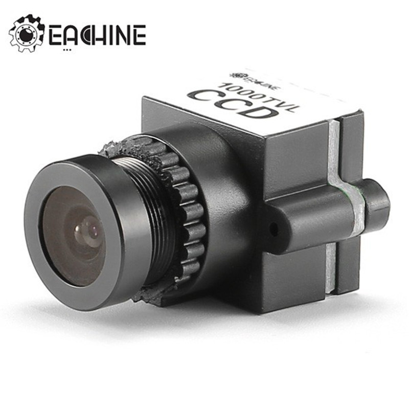 Best Deal Eachine 1000TVL 1/3 CCD 110 Degree 2.8mm Lens Mini FPV Camera NTSC PAL Switchable For FPV Camera Drone(China (Mainland))