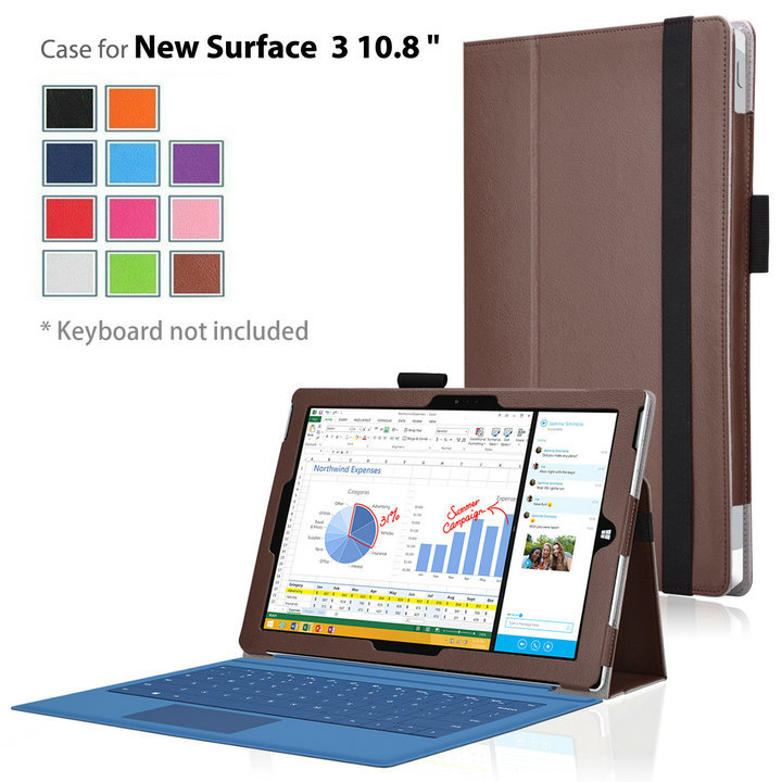 Чехол для планшета NF case funda Microsoft 2015 3 10,8 MagSmart for Microsoft 2015 New Surface 3 10.8 microsoft surface book