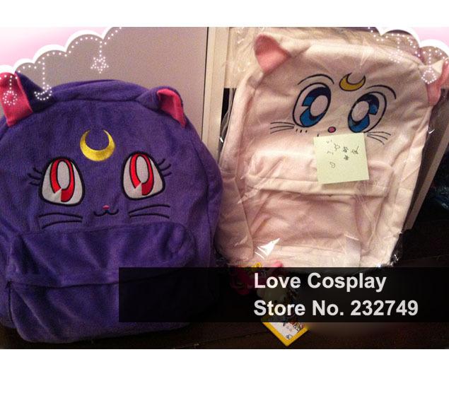 Рюкзак кота из сейлор мун рюкзак adidas f50 backpack
