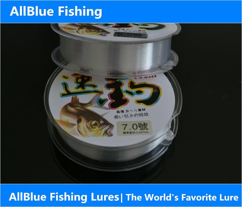 Рыболовные лески из Китая