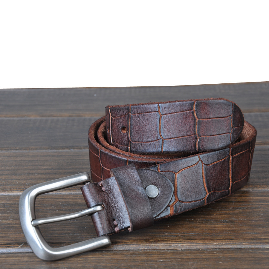 Our leather products will transport you back to the 's when belts and wallets were made by hand with quality materials and lasted for years or even decades. If you are tired of replacing your cheap foreign made belt or wallet every few months, upgrade now to the best belt you will ever own!