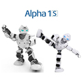2017 UBTECH Alpha 1s 1P 3D Programmable Humaniod Robot For Intelligent Life Companion Entertainment Educational